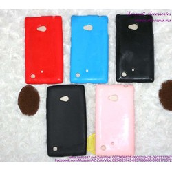 Giảm giá Ốp Lumia 720 nhựa mềm bền đẹp OLN23