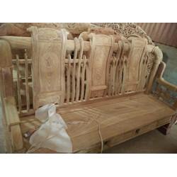 Bộ bàn ghế Tần Thủy Hoàng  gỗ hương vân