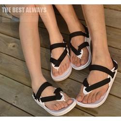Giày Sandal Edison thời trang nam nữ
