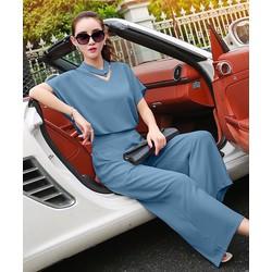 Bộ áo và quần dài VNBR304825