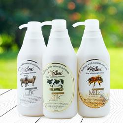 Sữa tắm trắng da Milk LifeSpa