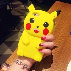 Ốp IPHONE 4, 4S Hình Thú Nổi 3d Pokemon