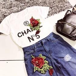 Set áo quần Chanel