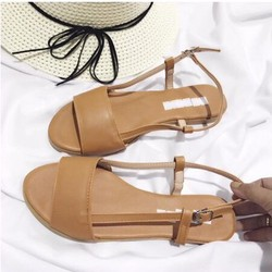 giày sandal quai ngang