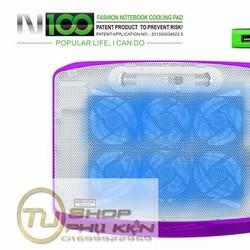 Đế tản nhiệt Laptop Cool Cold N100 Premium 6 fan