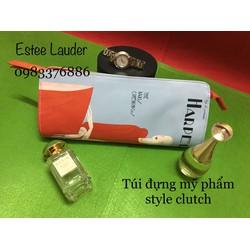 E Lauder túi đựng mỹ phẩm thời trang