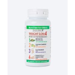 Thực phẩm hỗ trợ giảm cân Doctor's Select WEIGHT LOSS 4 hộp 90 viên