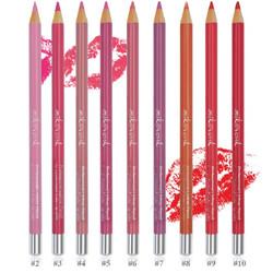 Chì kẻ môi gọt Mikavonkk - Mika Dew professional lipliner pencil E108