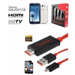 Cáp HDMI cho điện thoại Smartphone Sam Sung kết nối tivi