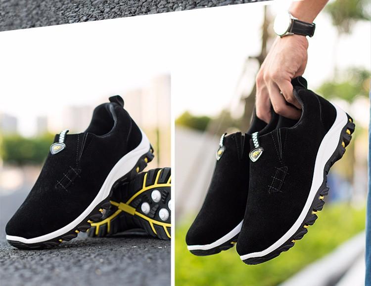 Giày lười nam dáng thể thao 1