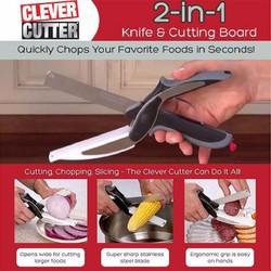 Kéo thông minh đa năng Clever Cutter 2in1