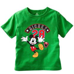 Áo thun Tamod inh hình chuột Mickey