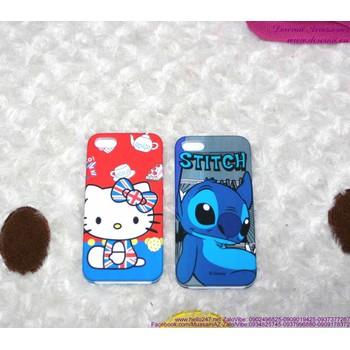 Ốp Iphone 5 hình thú 2 mãnh dễ thương ngộ nghĩnh OP57