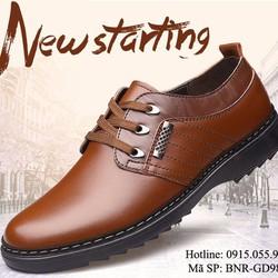 Giày da thật - Hàng cao cấp, Sang trọng, Lịch lãm