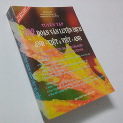 Tuyển Tập 692 Đoạn Văn Luyện Dịch Anh - Việt Và Việt - Anh