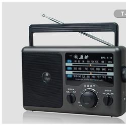 ĐÀI RADIO CẮM ĐIỆN SÓNG KHỎE PANDA T-16