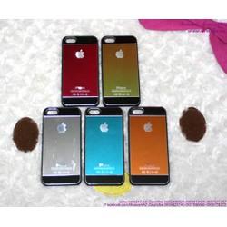 Ốp Iphone 5 giả mặt sau trái táo sành điệu OP58