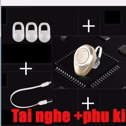 Tai nghe bluetooth Apple siêu nhỏ
