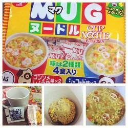 Mỳ Mug - Made in Japan
