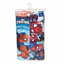 Set 5 quần lót bé trai Marvel Spiderman Boy Brief