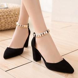 Giày cao gót nữ duyên dáng