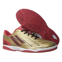 Giày đá banh futsal Pan Step III đồng đỏ – P1S5