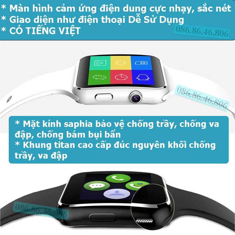 Đồng hồ thông minh Nhật siêu phẩm Màn Cong nghe gọi giải trí Fuji MB6 5
