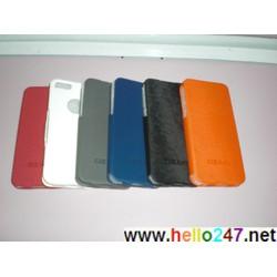 Bao da iphone 5 gập Osaki sang trọng OP83