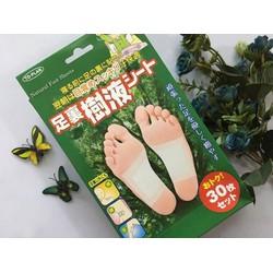 Miếng dán thải độc tố chân