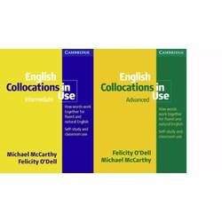 Cambridge  English Collocations in Use Intermediate