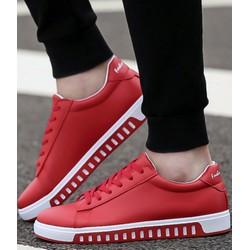 giày da thể thao nam