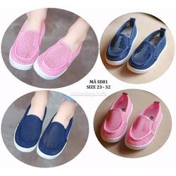 Giày lưới hè cho bé gái 2 - 7 tuổi SD81