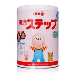 Sữa Meiji Step 1-3,820g,1-3 tuổi