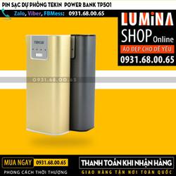 Pin sạc dự phòng Tekin Power Bank TP501 5200 mAh