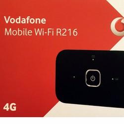 Bộ phát wifi 4G 3G LTE Vodafone R216, tốc độ 150Mb