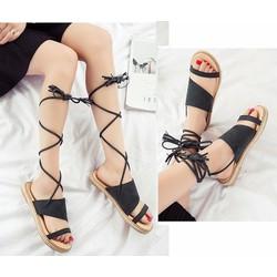 Giày sandal chiến binh quai ngang V3