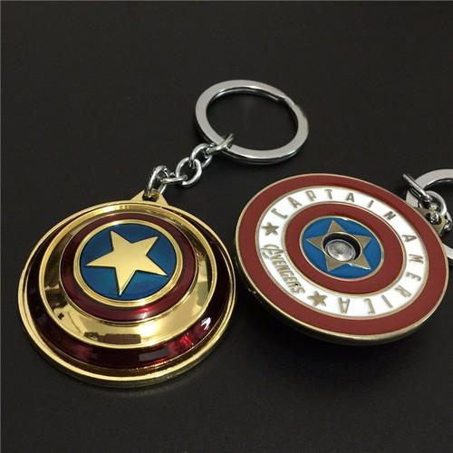 Móc Khóa The Avengers Captain America khiên nhẫn xoay - 4244130 , 5479418 , 15_5479418 , 107000 , Moc-Khoa-The-Avengers-Captain-America-khien-nhan-xoay-15_5479418 , sendo.vn , Móc Khóa The Avengers Captain America khiên nhẫn xoay
