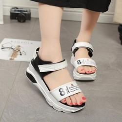 Giày Sandal Nữ năng động thời trang phong cách Hàn Quốc - XS0416