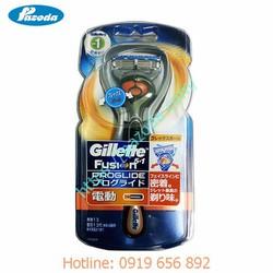 Dao cạo râu Gillette Fusion Proglide Power 5+1