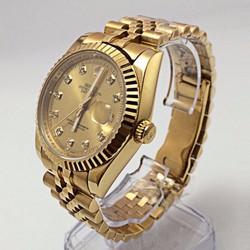 đồng hồ kim máy nhật chống nước kính sapphire mã RLD02
