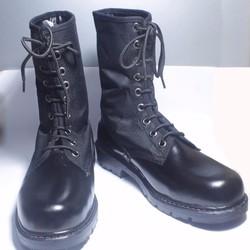 Giày công an, giày ghệt cảnh sát cơ động, giày  cảnh sát cơ động