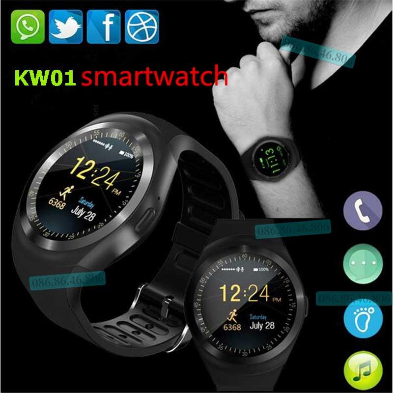 Đồng hồ thông minh Nhật Fuji KW01 15