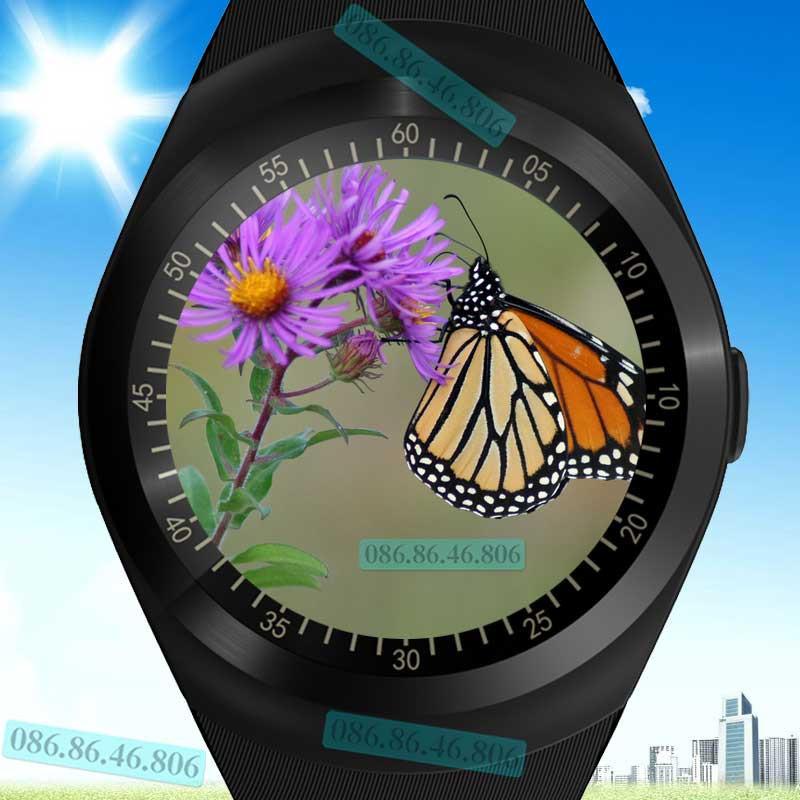 Đồng hồ thông minh Nhật Siêu Phẩm Nghe Gọi Giải Trí Đa Năng Fuji KW01 8
