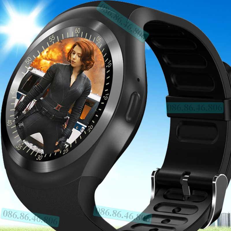 Đồng hồ thông minh Nhật Siêu Phẩm Nghe Gọi Giải Trí Đa Năng Fuji KW01 7