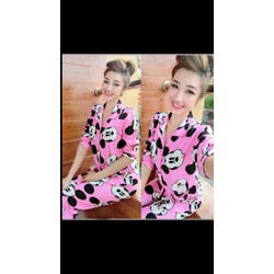 Set piama Mickey t