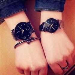 Đồng hồ đôi GIẢ ĐÁ cao cáp chống xước cao