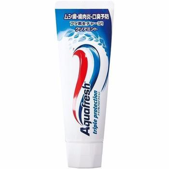 Kem đánh răng Aquafresh bạc hà