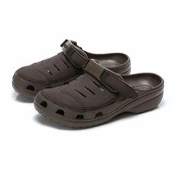 Dép Crocs yukon Sport Clog cho nam màu nâu
