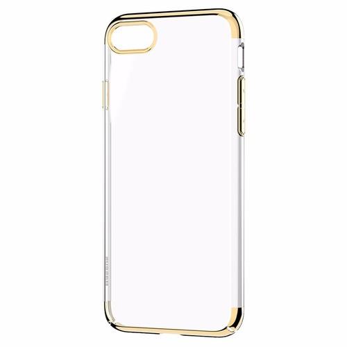 Ốp lưng trong cứng viền màu Baseus cho Iphone 7 8