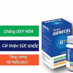 Genecel Plus của Vinalink - tăng sức đề kháng cơ thể